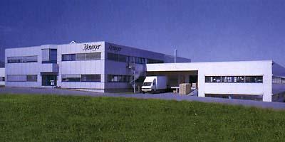 Новая фабрика Kieninger