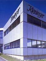 Новая фабрика Kieninger снаружи и изнутри